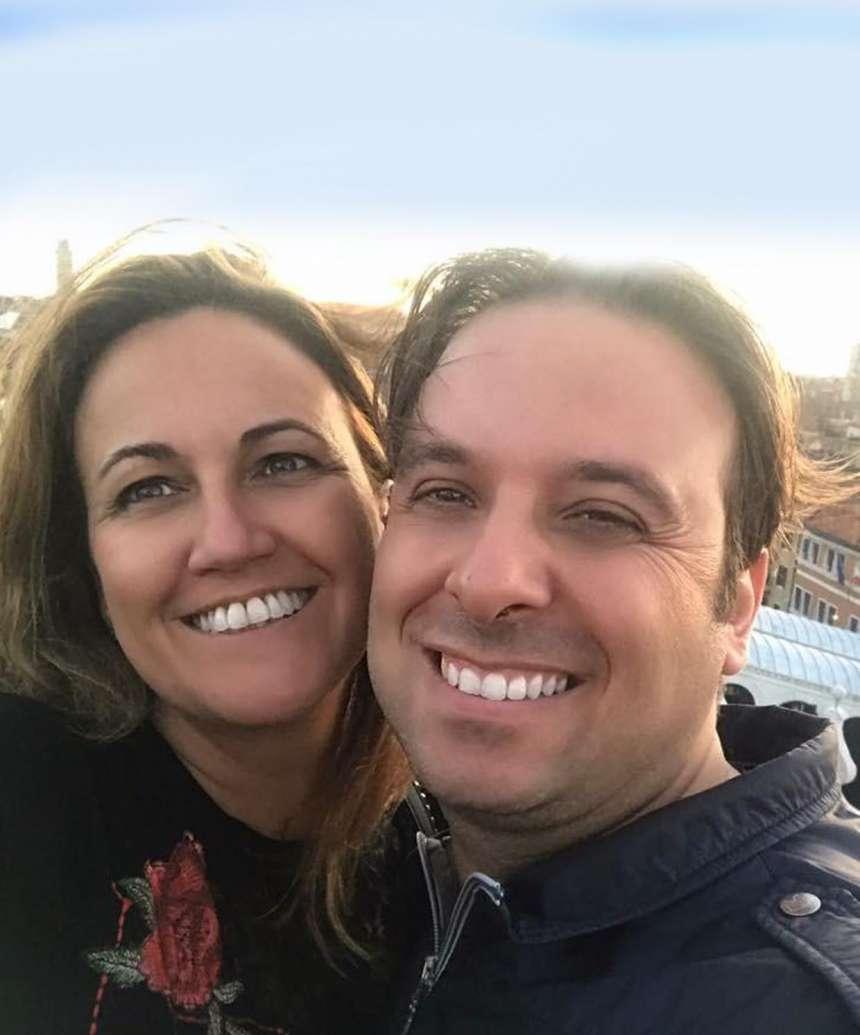 Elena Agrizzi e Giuseppe Papalia